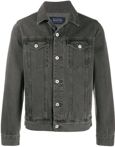 Classic Denim Jacket-Natural Selection