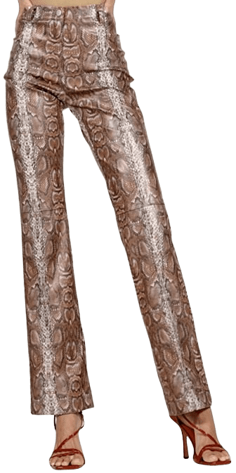 Neutral_Snake_Print_Pants