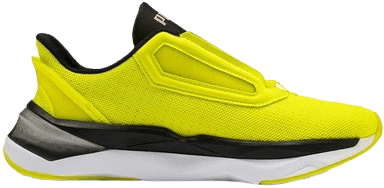 Yellow LQDCELL Shatter XT Shift Training Sneaker-Puma
