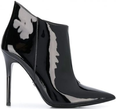 Patented Pointed Ankle Boots
