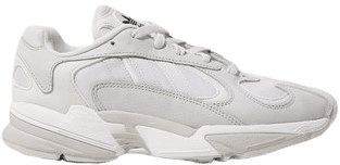 Yung-1 Suede And Mesh Sneakers-Adidas