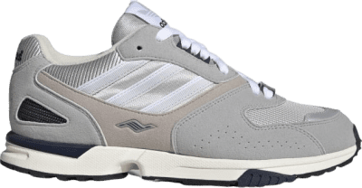 Grey ZX 4000 Shoes-Adidas