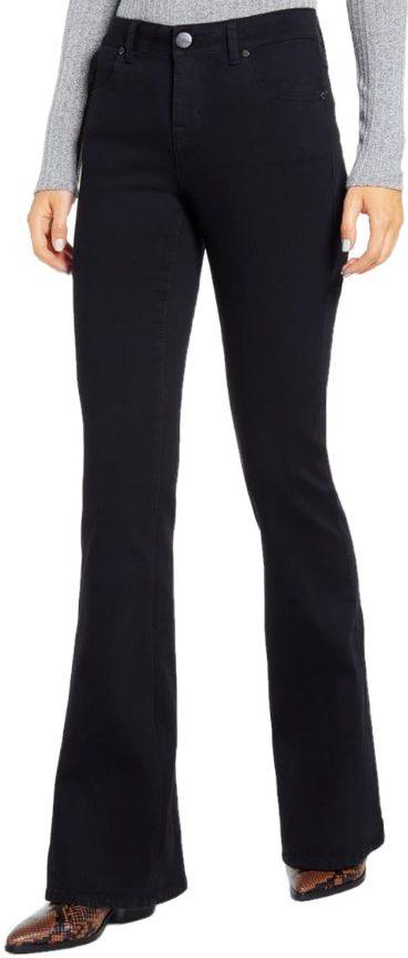Black Flare Jeans-Macys-49