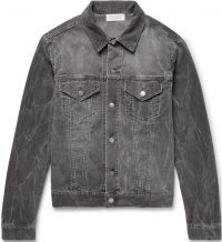 Gray Corduroy Thumper Jacket-John Elliott