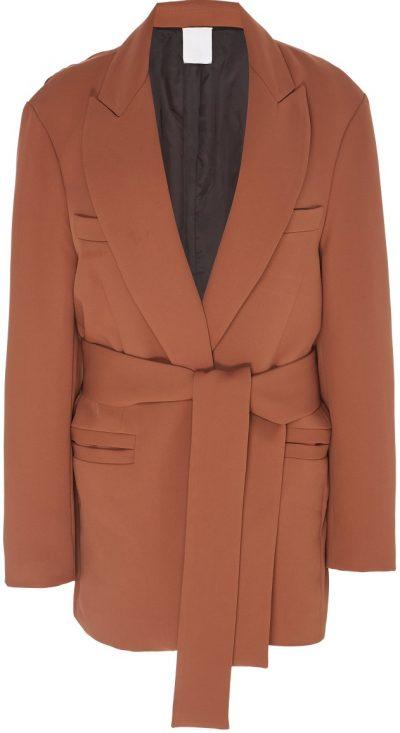 Overized Suit Blazer