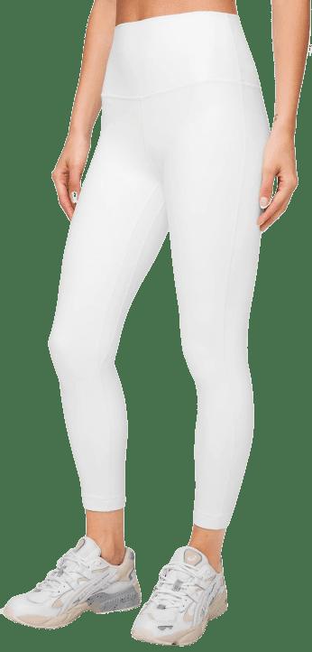 White_Align_Pants_II