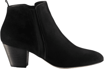 Black FAB-DRY Ankle Boot