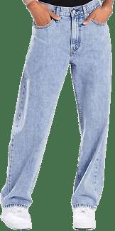 Blue Baggy Women's Jeans - Levi's