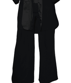 Custom Black Pants