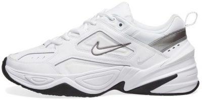 White M2K Tekno Shoes