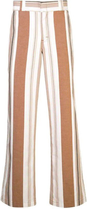 X Dickies 1922 Striped Trousers