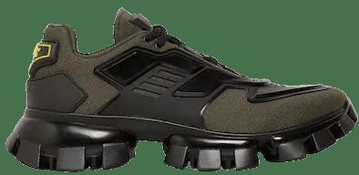 Green Cloudburst Thunder Sneakers