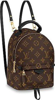 Monogram Palm Springs Mini Backpack-Louis Vuitton