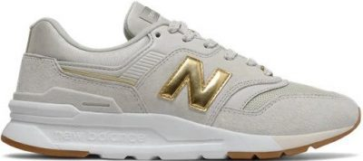 Moonbeam With Gold 997H Leather Upper Shoe-New Balance