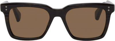 Brown Tortoiseshell Sequoia Sunglasses-Dita