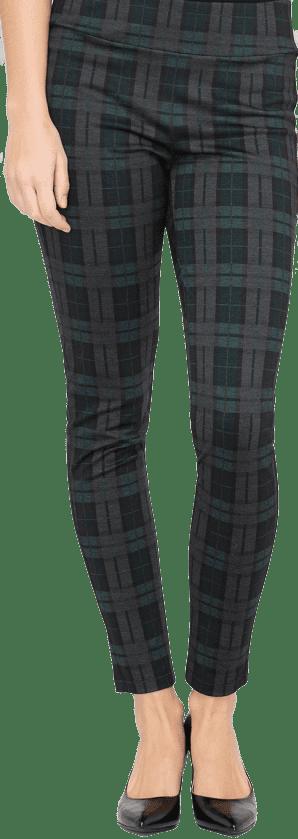 Black Watch Plaid Legging