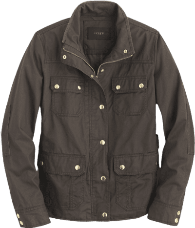 Mossy Brown The Downtown Field Jacket