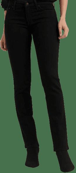 Williamette Mid-Rise Classic Fit Jeans