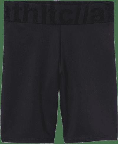 Black Cycling Shorts-H&M