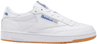 White Club C 85 Leather Shoes