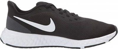 Black Revolution 5 Running Shoe-Nike
