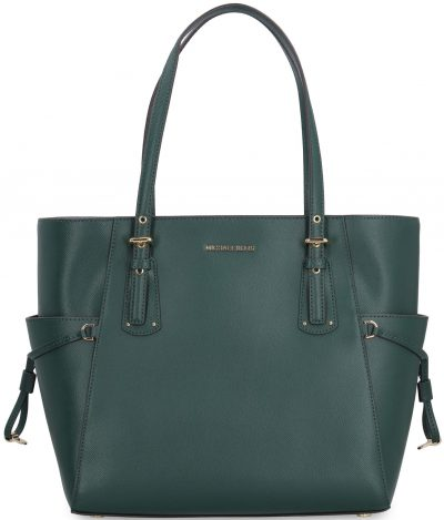 Green Voyager Tote Bag