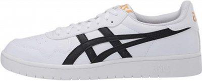White Leather Japan S Sneaker-ASICS Tiger