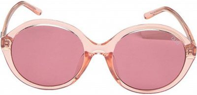 Pink Tinted Love Sunglasses-Quay