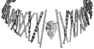Custom Diamond Choker