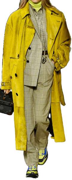 Yellow Coat-Berluti