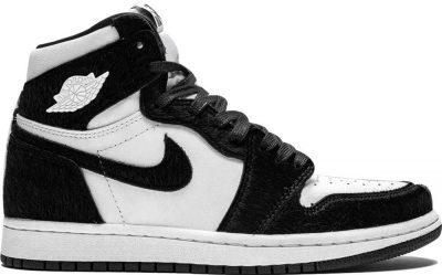 Black Air Jordan 1 High OG-Nike