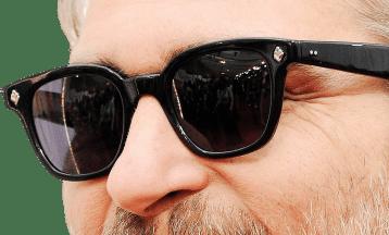 Black Custom Sunglasses