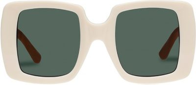Ivory Isadore Square-Frame Sunglasses