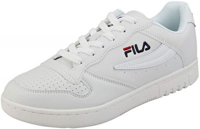 White FX-100 Low Casual Trainers
