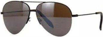 Black 58mm Aviator Sunglasses-Victoria Beckham