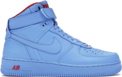 Blue Air Force 1 High Just Don All Star Sneaker-Nike