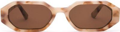 Caramel Tort The Stranger Sunglasses-Velvet Canyon