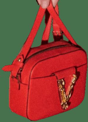 Red Virtus Camera Bag
