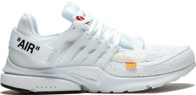 White The 10 Air Presto Sneakers-Nike X Off-White