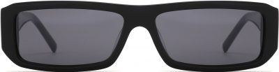 Black Dusk Sunglasses-Carolina Lemke