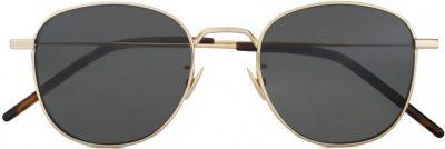 Black New Wave SL 299 Sunglasses-Yves Saint Laurent