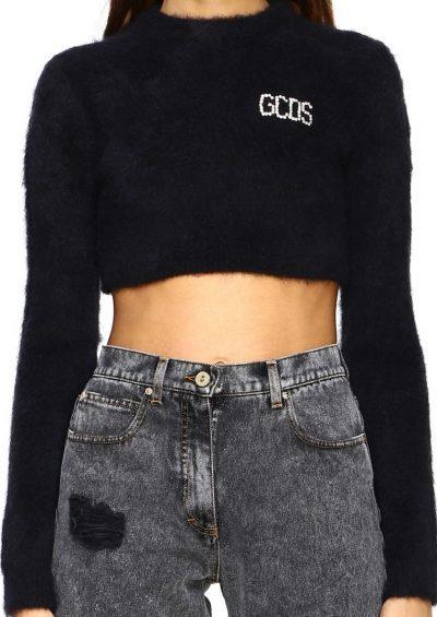 Black Sweater-GCDS