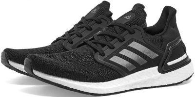 Core Black Ultraboost 20 Shoe-Adidas