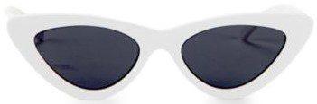 White The Last Lolita Sunglasses