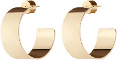 Gold Mini Missy Hoop Earrings-Jennifer Fisher