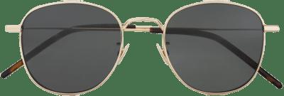 Gold New Wave SL 299 Sunglasses