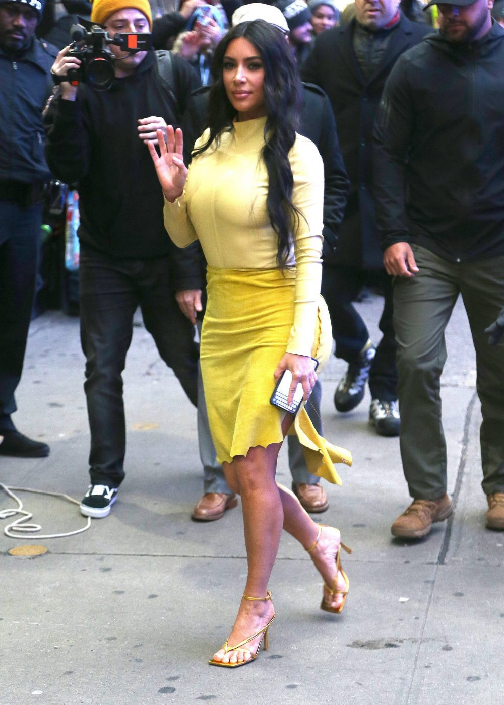 Kim Kardashian out and about in New York City