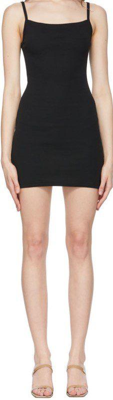 Black Lapointe Mini Dress-Gil Rodriguez