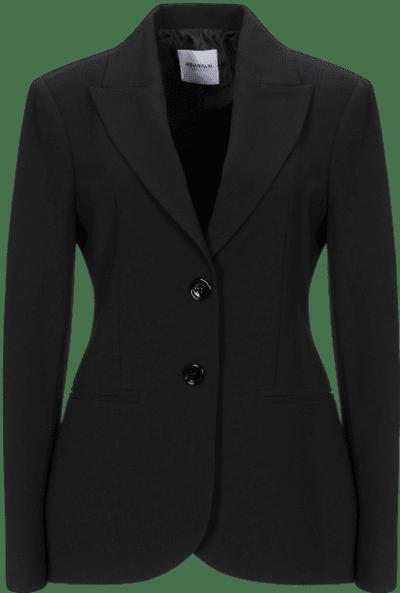 Black Sartorial Jacket