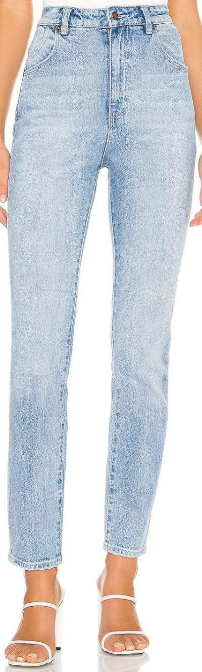 Blue Dusters Slim Straight Jeans-Rolla's